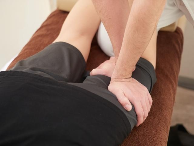 症状や原因を見極めて最適な施術を行います